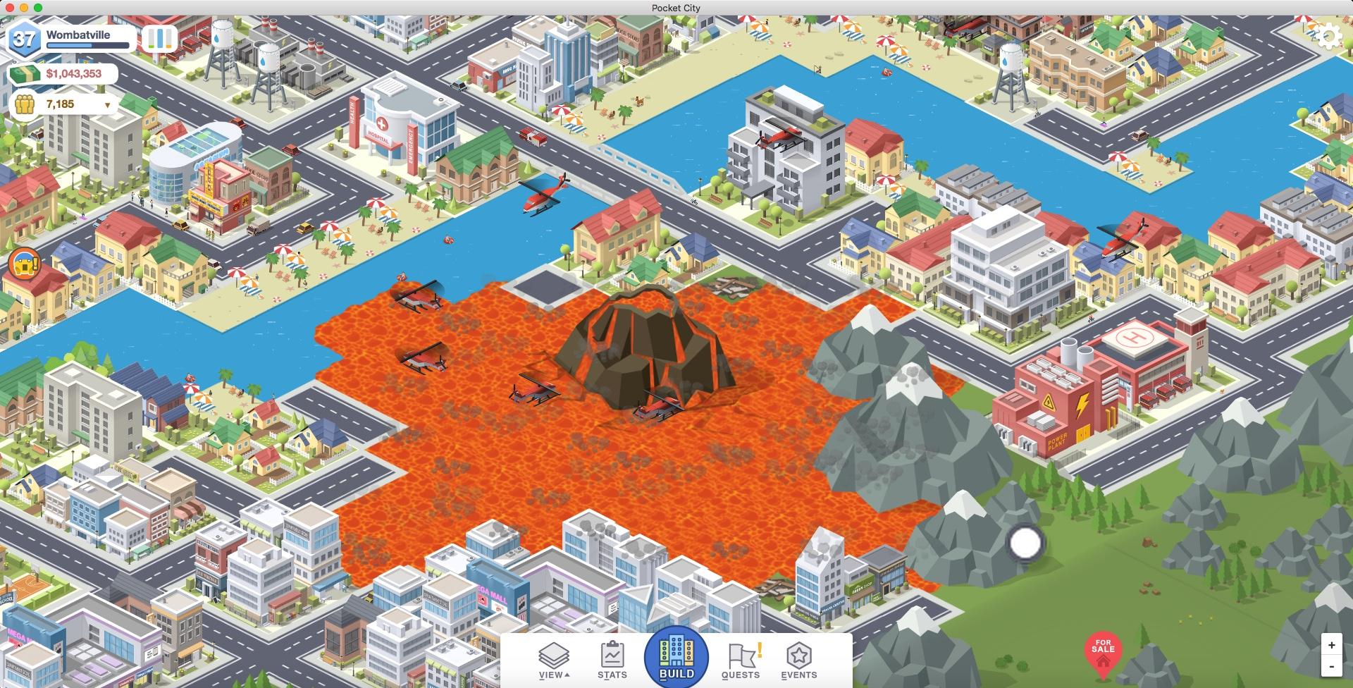 pocket-city-volcano